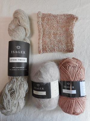 リトルセーター(Littele Sweater) キットB (Mサイズ)