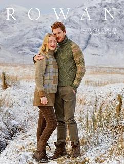 Rowan Knitting &Crochet Magagine Number56