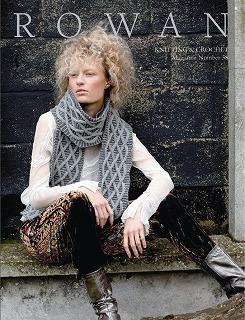 Rowan Knitting & Crochet magazine 58