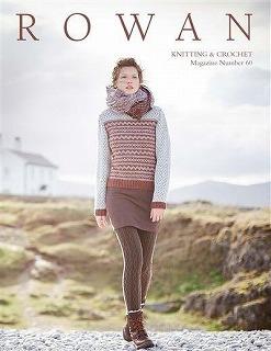 Rowan Knitting&Crochet Magazine 60