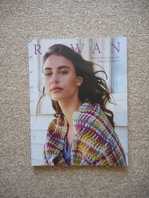 Rowan Knitting & Crochet Magazine 63