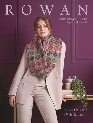 Rowan Knitting & Crochet magazine 70  (2021AW)