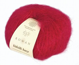 Rowan Kidsilk Haze (キッドシルク へイズ)